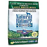Natural Balance LID Lg Breed Dry Dog Food