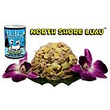 Tiki Dog North Shore Luau Can Dog Food Case
