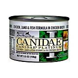 Canidae Platinum Canned Dog Food 5.5oz Case