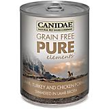 Canidae GF Pure Elements Canned Dog Food 12 Pack