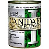 Canidae Platinum Canned Dog Food 13oz Case