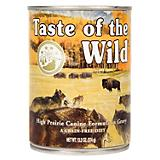 Taste Of The Wild High Prairie Can Dog Food 12 Pk