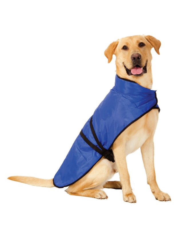 Fashion Pet Blanket Dog Coat X Small Blue