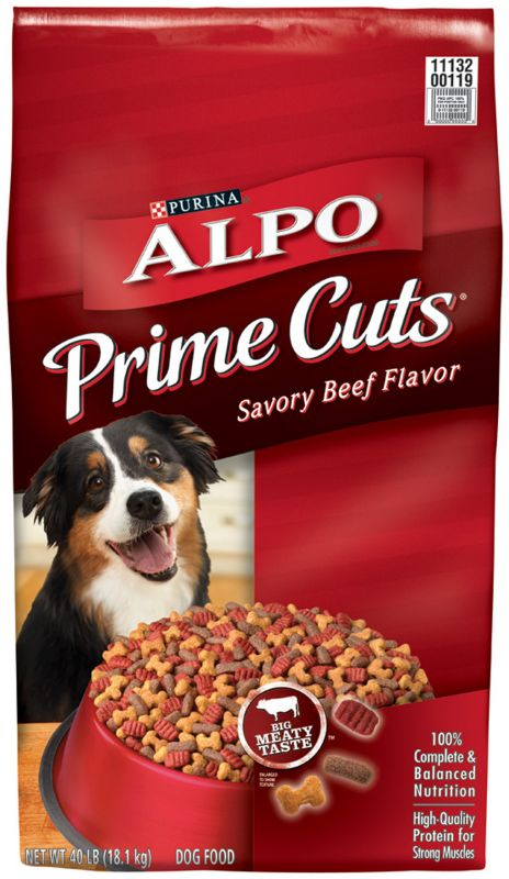 Alpo Prime Cuts Dry Dog Food 47lb