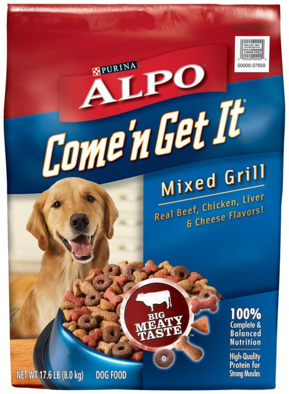 Alpo Come N Get It Dry Dog Food 16lb