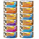Friskies Classic Pate Cat Food Case