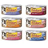Friskies Savory Shreds Cat Food Case