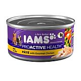 Iams Kitten Premium Pate Canned Cat Food 24 Pack