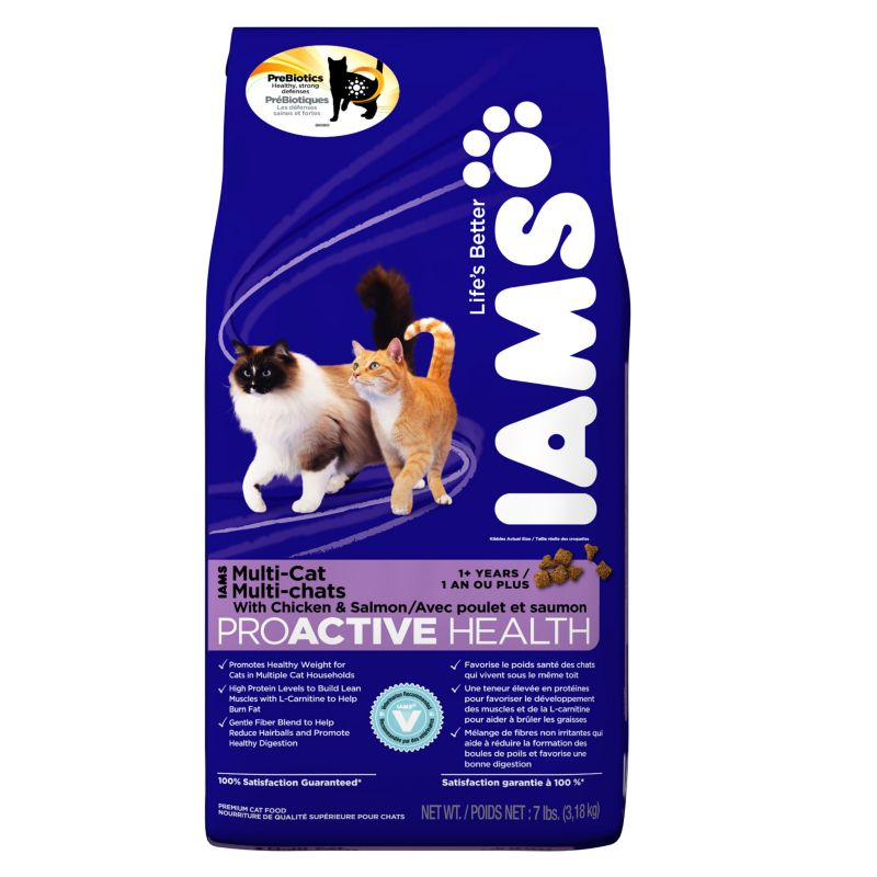 Iams Cat Food For Weight Loss