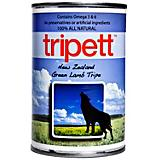 Tripett New Zealand Canned Dog Food 12 Pack