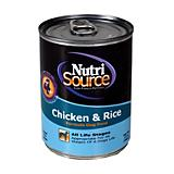 NutriSource Canned Dog Food 12 Pack