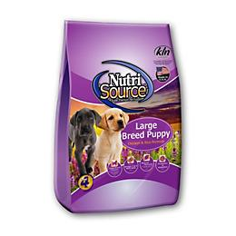 Nutrisource Large Breed Dry Puppy Food Dog Com