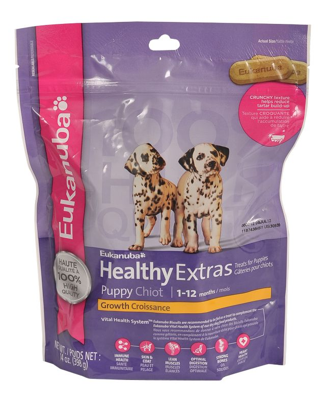 Eukanuba Healthy Extras Puppy Dog Treat Dog Treats Best Price