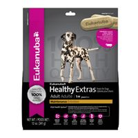 Eukanuba Healthy Extras Adult Dog Treat Dog Treats Best Price