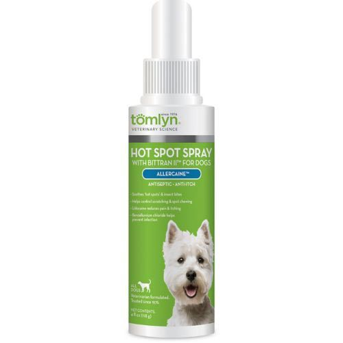 Tomlyn Allercaine Anti-Itch Spray for Dogs