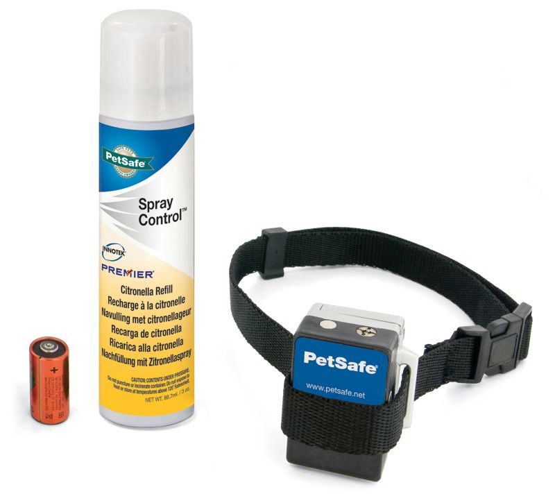 Gentle Spray Anti-Bark Collar