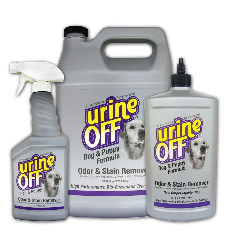 Urine Off Odor and Stain Remover for Dogs 32oz