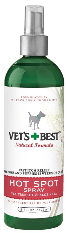 Vets Best Hot Spot Spray for Dogs Best Price