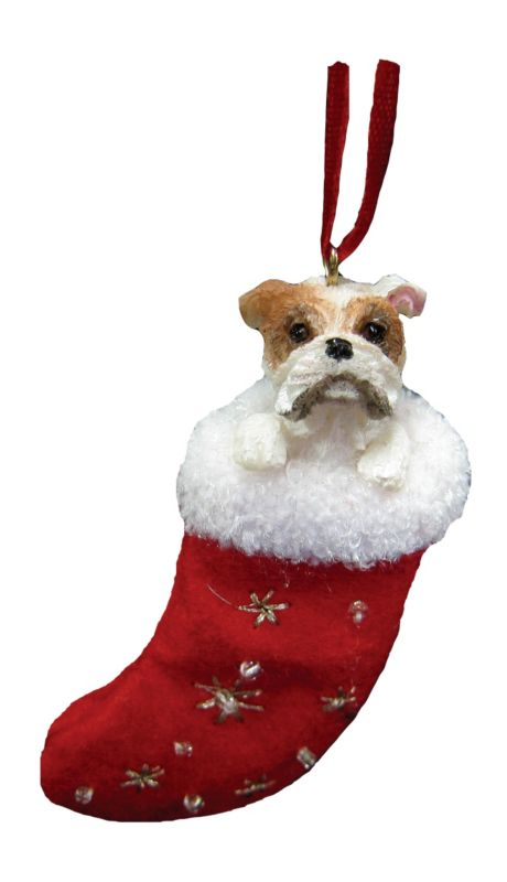 Little Pals Holiday Ornament Boxer Best Price