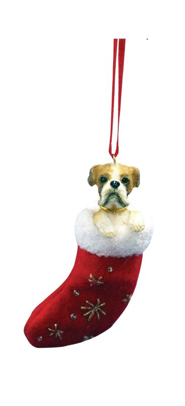 Little Pals Holiday Ornament Bulldog Best Price