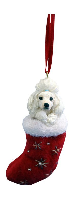 Little Pals Holiday Ornament Poodle Best Price