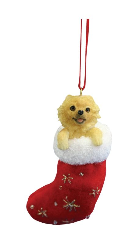 Little Pals Holiday Ornament Pomeranian Best Price