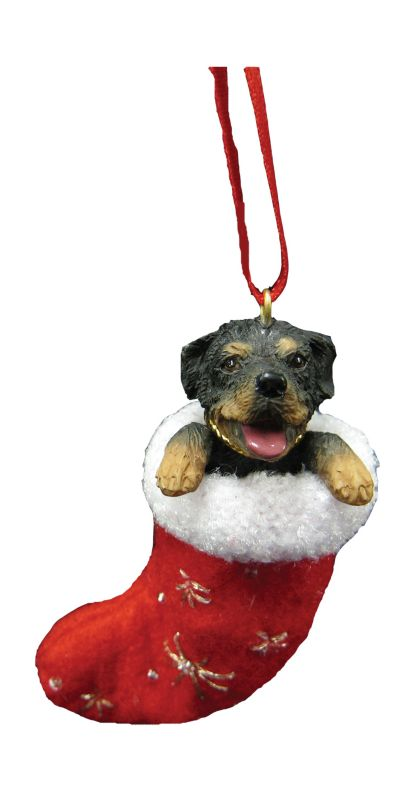 Little Pals Holiday Ornament Rottweiler Best Price