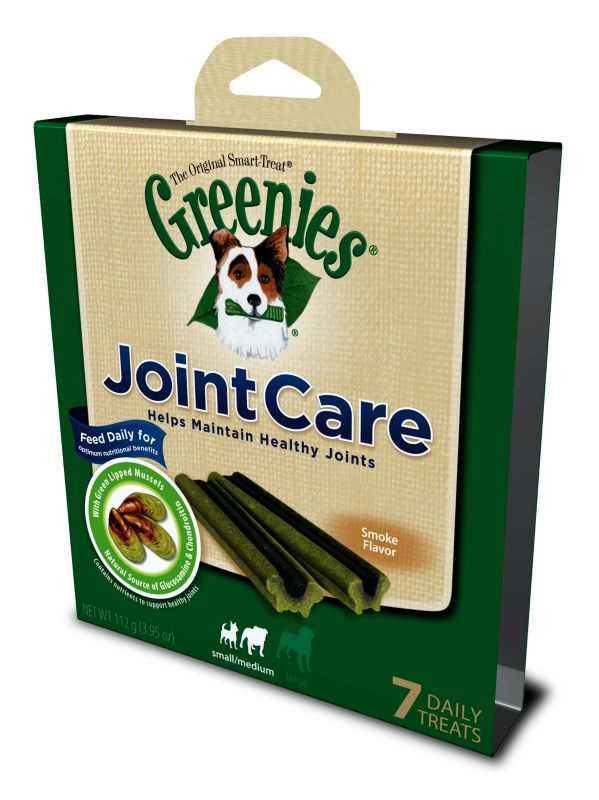 Greenies JointCare Dog Treat Small/Med 28Ct