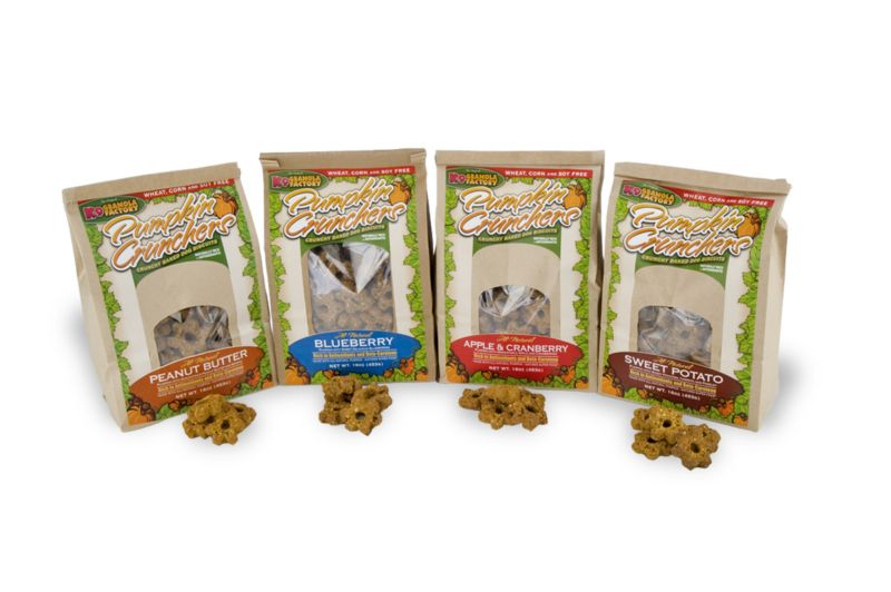 Pumpkin Crunchers Dog Treat Sweet Potato/Carrot Best Price