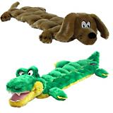 Squeaker Mat Long Body Dog Toy
