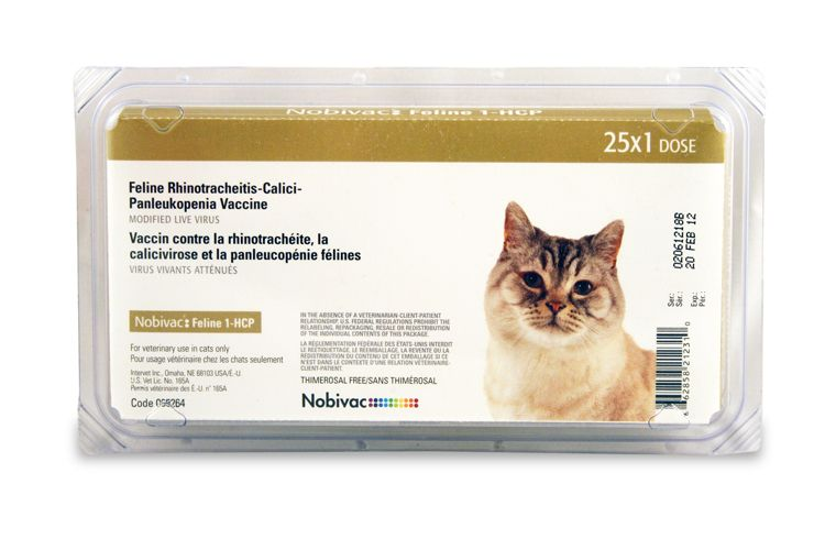 Eclipse 3 Cat Vaccine