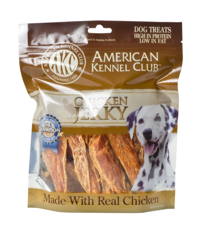 AKC Chicken Jerky Dog Treat Dog Treats Best Price