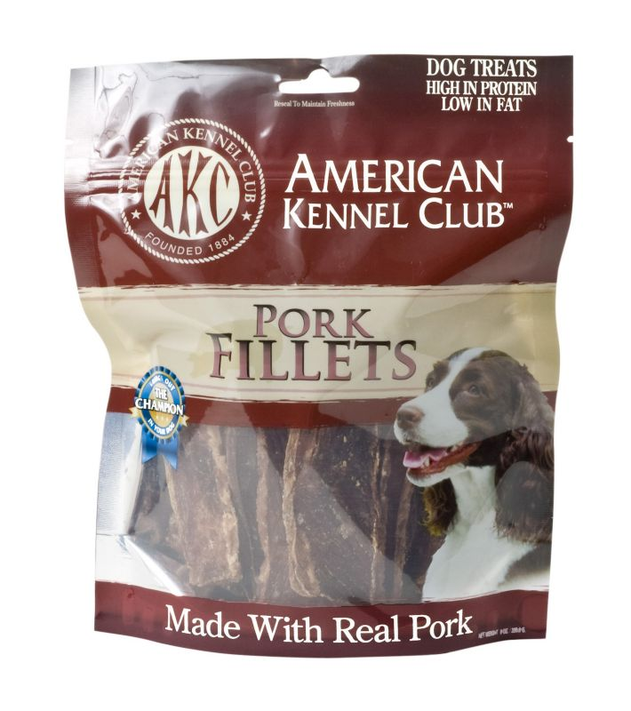 AKC Pork Fillets Dog Treat Best Price