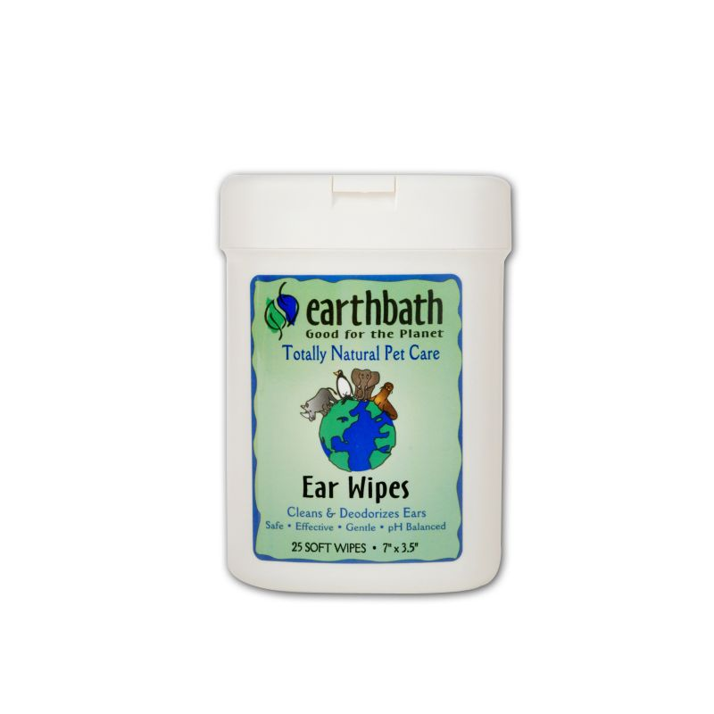 Earthbath Natural Pet Ear Wipes