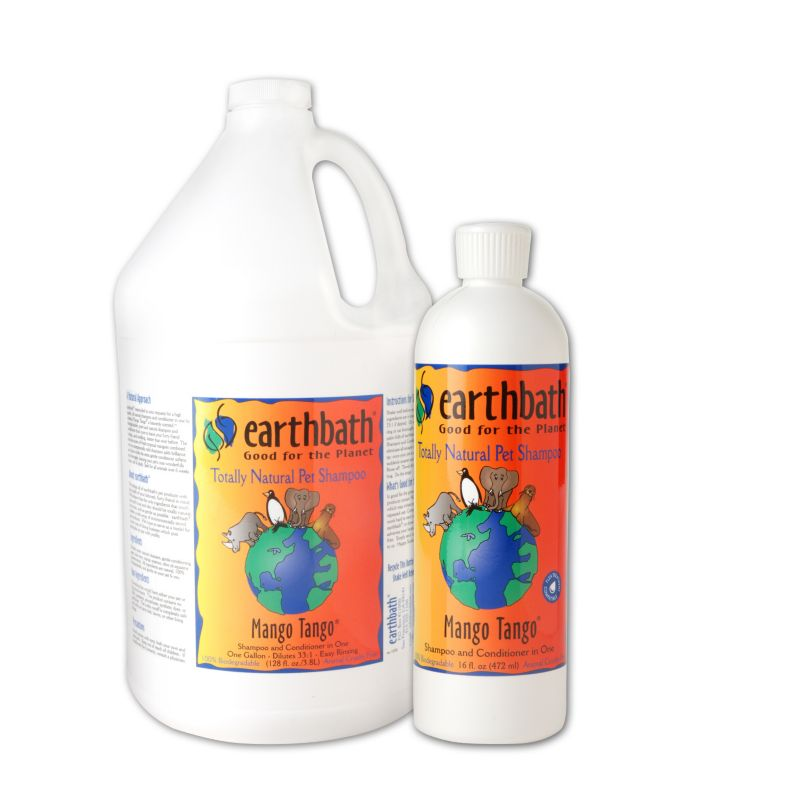 Earthbath Mango Tango Pet Shampoo 16oz