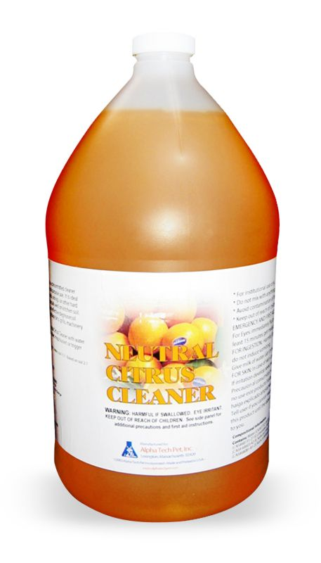 Neutral Citrus Cleaning Degreaser