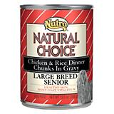 Nutro Natural Choice Lg Brd Senior Dog Food Case