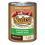 Nutro Lite Savory Lamb and Rice Adult Can Dog Food