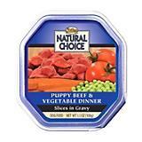Nutro Natural Choice Puppy Food Tray Case