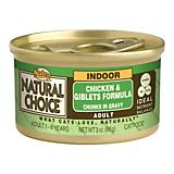 Natural Choice Indoor Cat Food