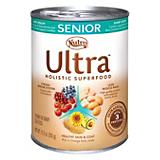 Nutro Ultra Senior Canned Dog Food 12 Pack