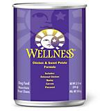 Wellness Super5Mix Canned Dog Food Case