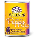 Wellness Just For Puppy Canned Dog Food Case