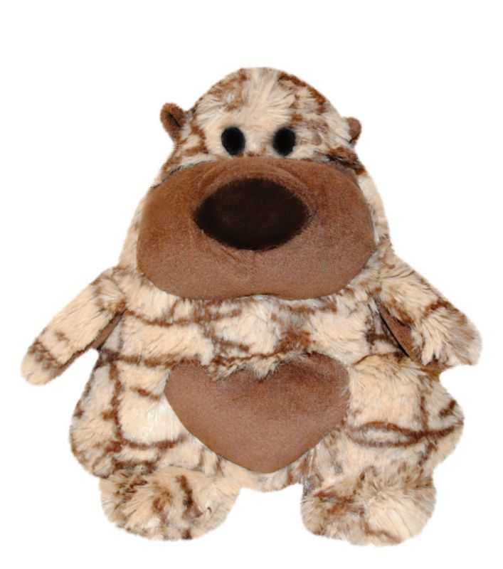 Patchwork Pet Chocolate Swirl Dog Toy 14in Lion Best Price