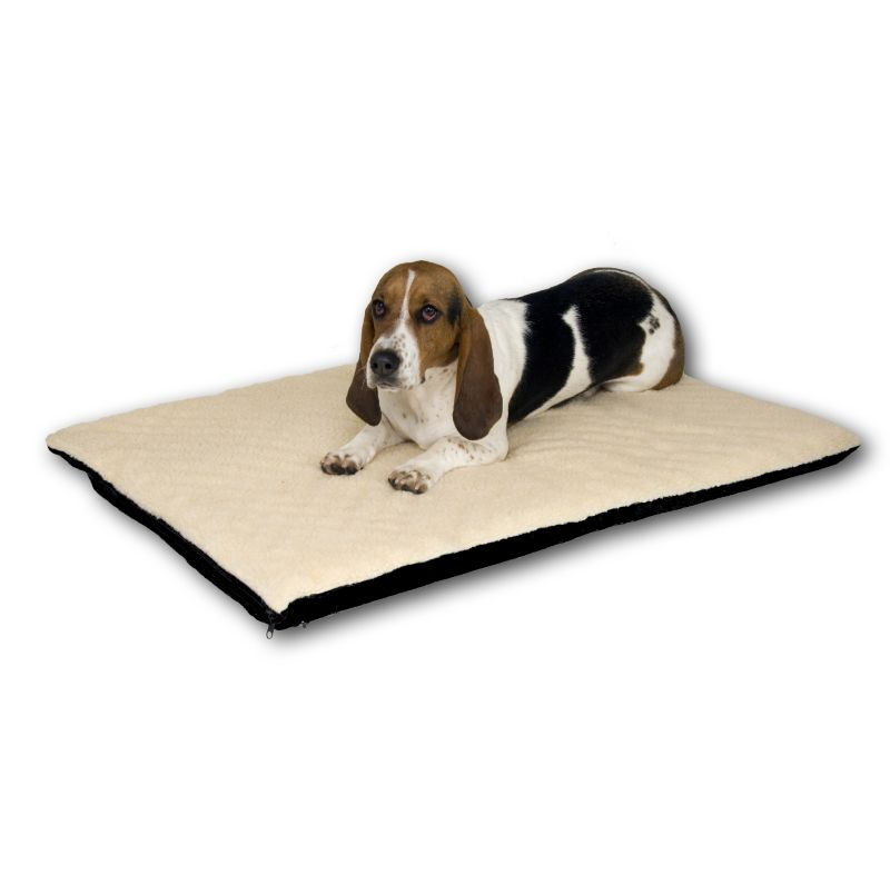 Orthopedic Heated Bed For Arthritis Prevention In Dogs