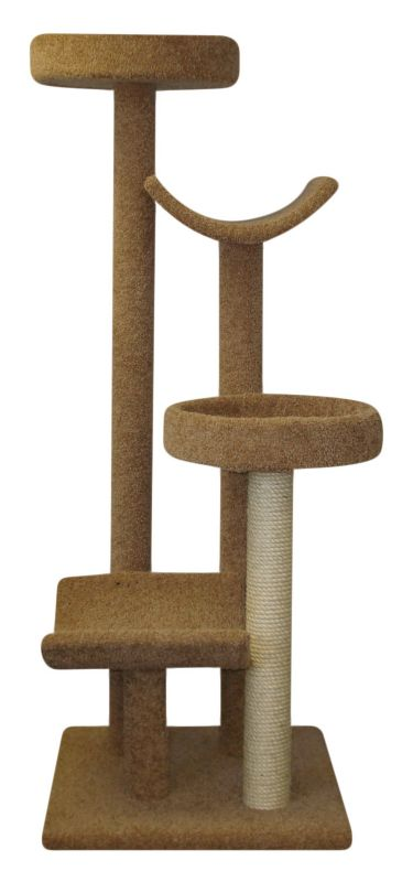 Scratching post usa for Cat tree steps