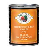 Fromm 4-Star Shredded Chicken Can Dog Food 12 Pack