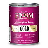 Fromm Gold Salmon/Chicken Can Dog Food Case