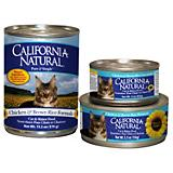 California Natural Canned Cat Food Case