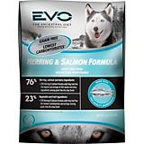 Evo Herring and Salmon Dry Dog Food